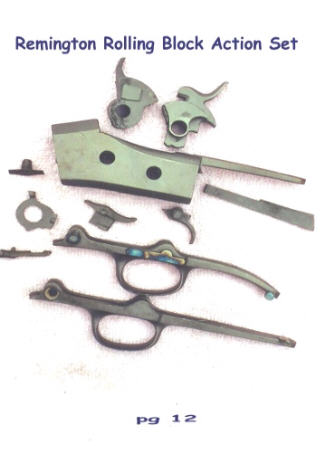 rem rodney storie rifle castings